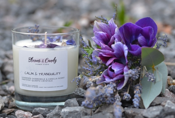 Calm and Tranquility Candle