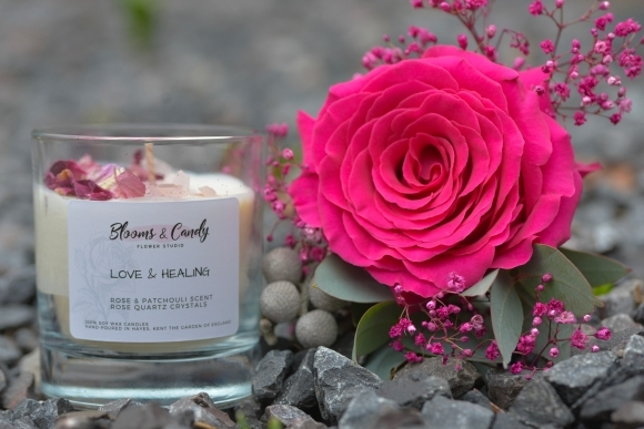 Love & Healing Candle