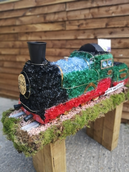 Bespoke 3D Train Tribute