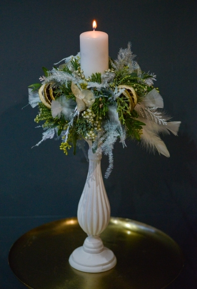 Christmas Magic Table Centerpiece