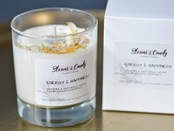 Energy & Happiness Candle