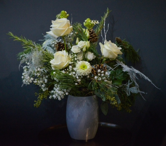 Jingle Blooms Vase