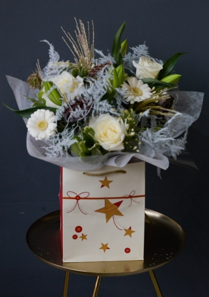 Let it Snow Bouquet