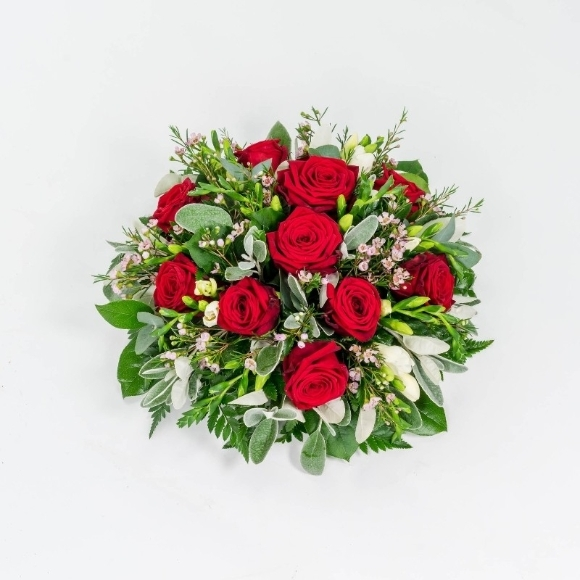 Red Posy